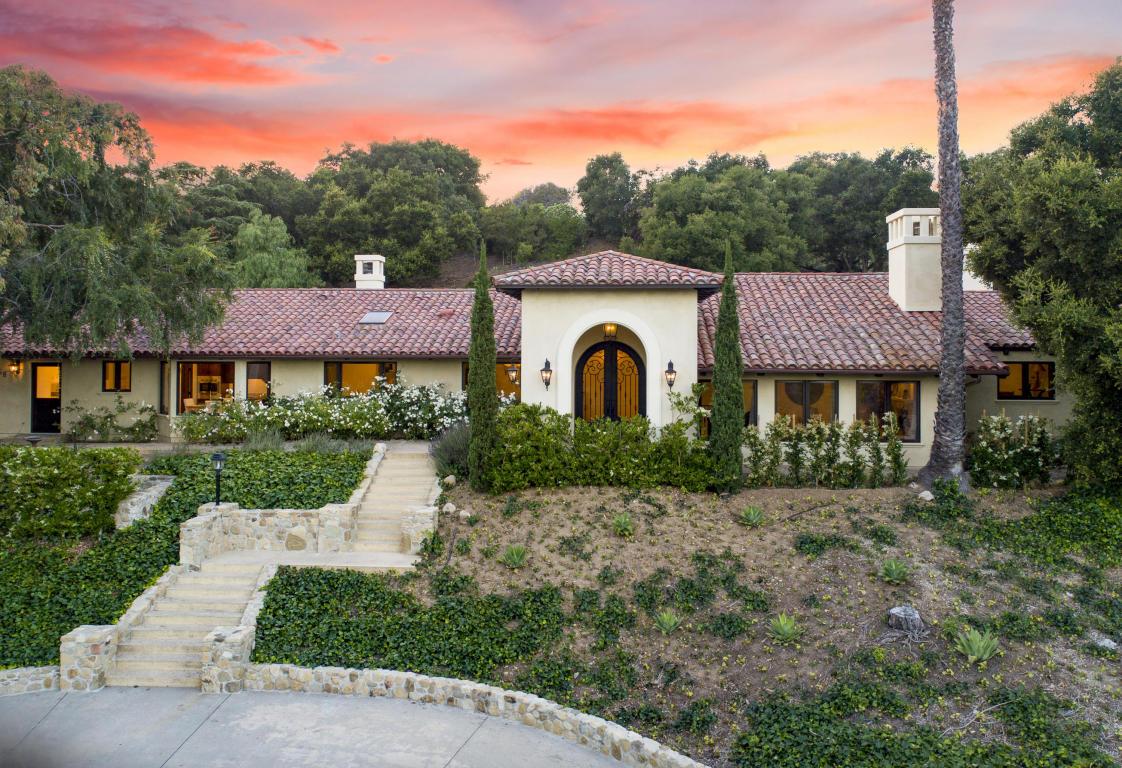 Santa Barbara Summers Chris Summers Mesa Hope Ranch Real Estate MLS Listings