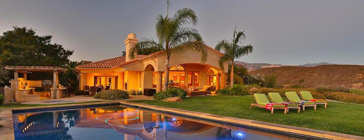 MLS 17-3891 Caballo Road Woodstock Ranch Santa Ynez Santa Barbara Summers