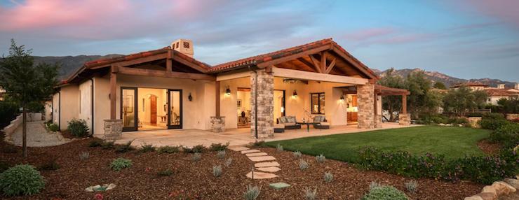 Santa Barbara Summers Real Estate Via Veneto Foothills MLS 19-183 V2