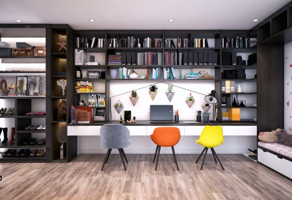 Home Office Design Ideas Santa Barbara Summers