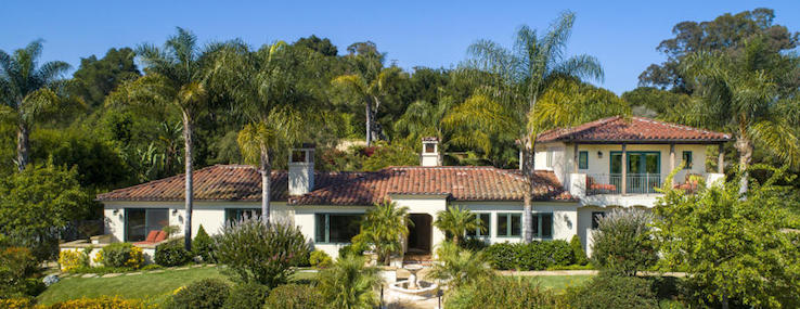 Santa Barbara Hope Ranch Real Estate